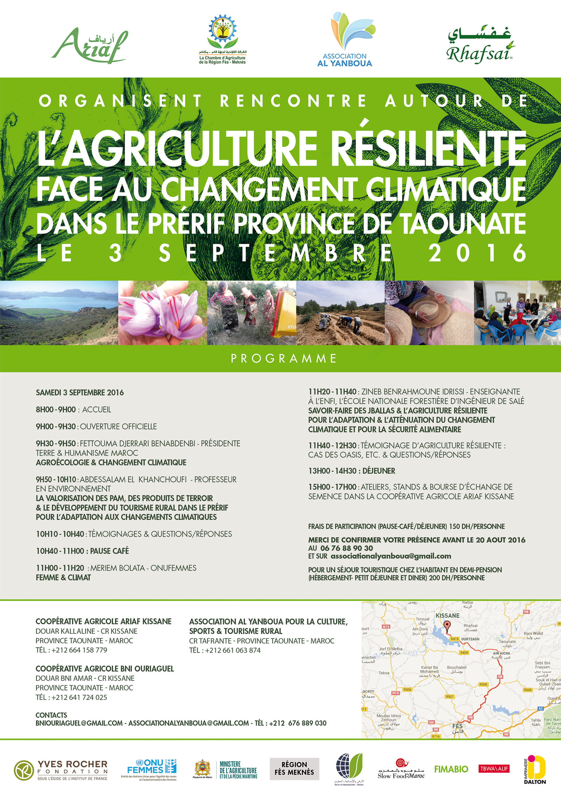 Agriculture-resiliente